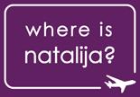 Where Is Natalija?